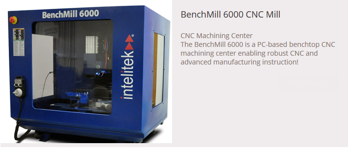 BenchMill 6000