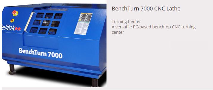 BenchTurn 7000