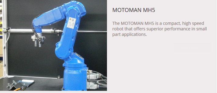 MOTOMAN MH5