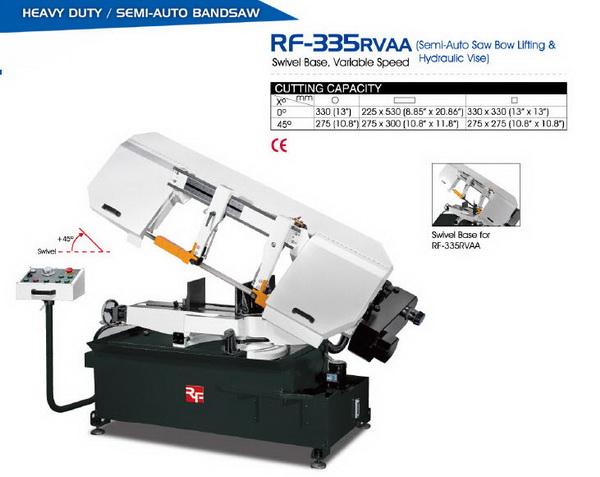 BandSaw RF-335RVAA