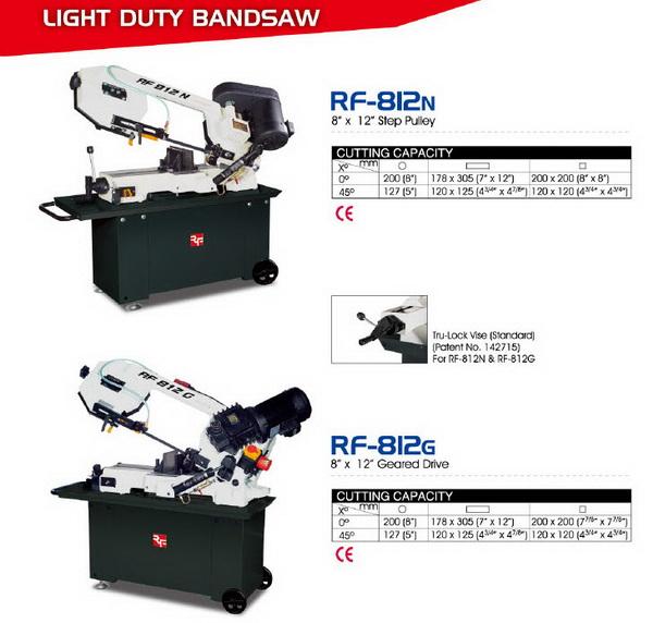 BandSaw RF-812N