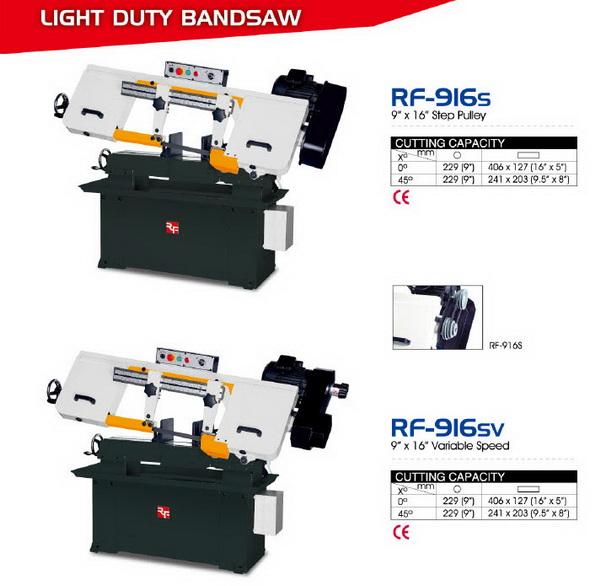 BandSaw RF-916S